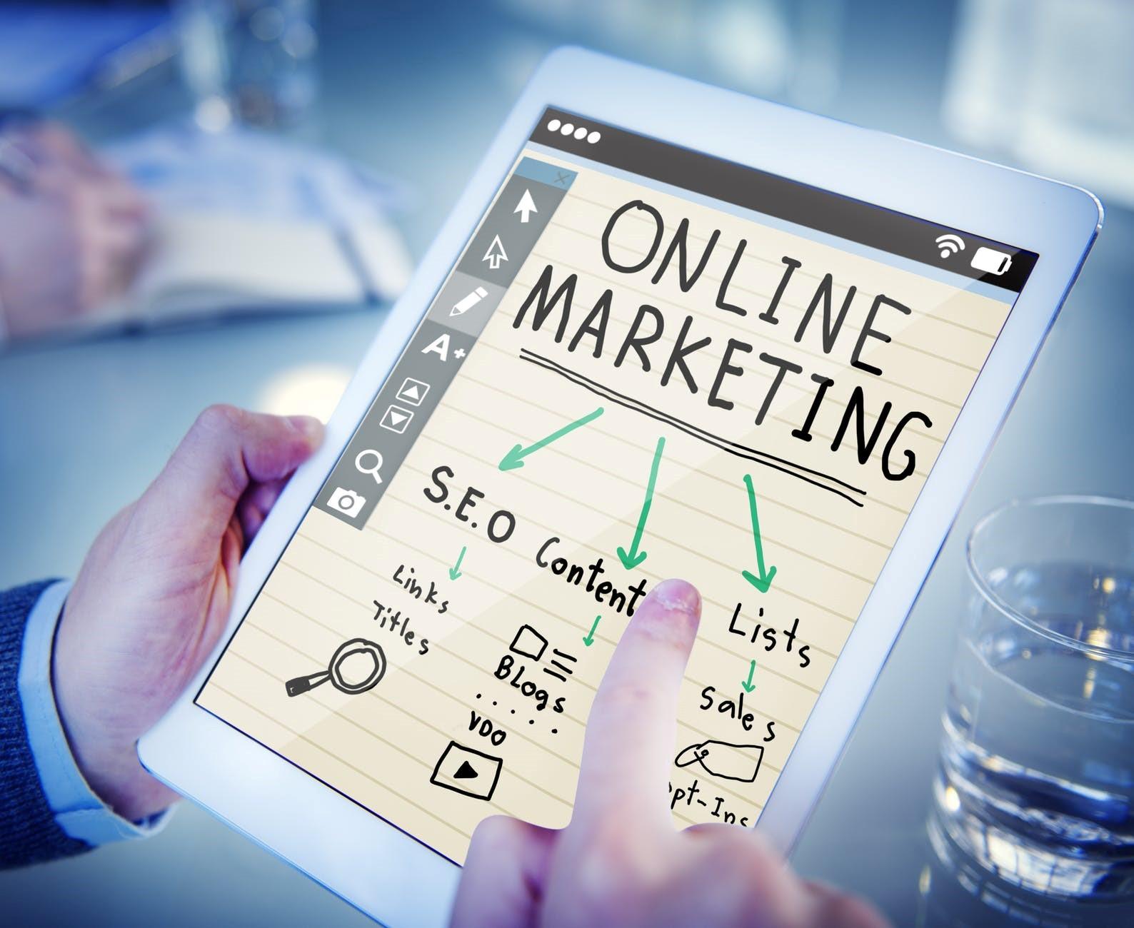 การทำการตลาดออนไลน์ที่เรียกว่า SEO